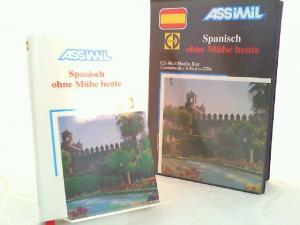 Francisco, J. Anton: Assimil. Spanisch ohne Mühe heute. Multimedia-Classic. Lehrbuch + 4 Audio-CD`s (200 Min. Tonaufnahmen).