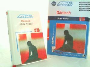 Jean-Francois, Battail und E. Poulsen Karl: 1 Lehrbuch und vier Audio-CD`s: Dänisch ohne Mühe. 64 Lektionen auf vier CD`s.
