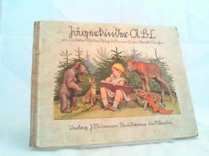 Müller-Using, Detlev und Eugen Osswald (Ill.): Jägerkinder-ABC. Ein Buch von deutschen Tieren.