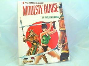 O`Donnell, Peter (Text) und Jim Holdaway (Zeichnungen): Modesty Blaise 9: Die Shogune des Phönix. [Carlsen Comics]