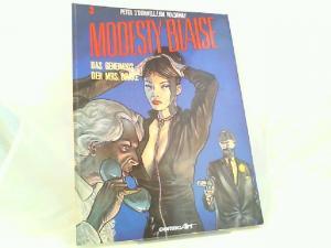 O`Donnell, Peter (Text) und Jim Holdaway (Zeichnungen): Modesty Blaise Teil 3: Das Geheimnis der Mrs. Drake. [Edition ComicArt]