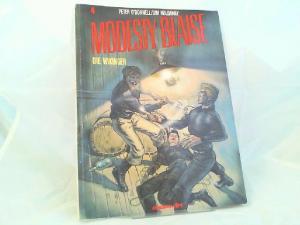 O`Donnell, Peter (Text) und Jim Holdaway (Zeichnungen): Modesty Blaise Teil 4: Die Wikinger. [Edition ComicArt]