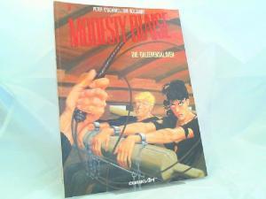 O`Donnell, Peter (Text) und Jim Holdaway (Zeichnungen): Modesty Blaise Teil 7: Die Galeerensklaven. [Edition ComicArt]