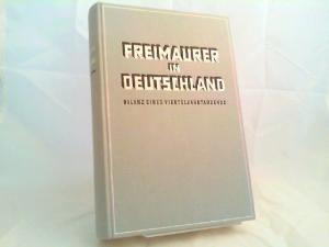 Steffens, Manfred: Freimaurer in Deutschland. Bilanz eines Vierteljahrtausends.