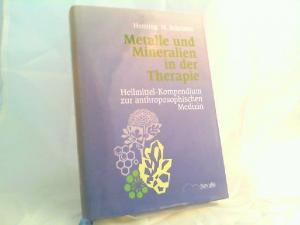 Schramm, Henning M.: Metalle und Mineralien in der Therapie. Heilmittel-Kompendium zur anthroposophischen Medizin.
