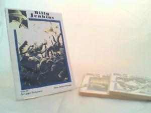Breucker, Oscar Herbert: Die Abenteuer des Billy Jenkins - drei Bände zusamen: Band 159: Der Panther; Band 169: Die Gummibrüder; Band 181: Drei gegen Dreihundert.