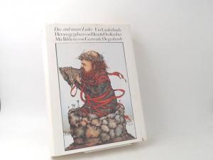 Kröher, Hein (Herausgeber), Oss Kröher (Herausgeber) und Gertrude Degenhardt (Ill.): Das sind unsere Lieder : ein Liederbuch. Mit 32 farbigen Bildern und 73 schwarzweissen Zeichnungen.