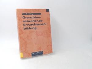 Brödel, Rainer (Herausgeber): Grenzüberschreitende Erwachsenenbildung.