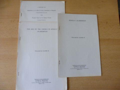 Verdenius Wj 2 Titeln Von Wj Verdenius Englisch