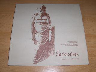 Vierneisel *, Klaus, Ingeborg Scheibler Tatjana Catsch u. a.: Sokrates in der griechischen Bildniskunst *.