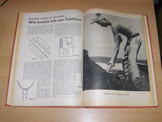 Hoffmann (Fotos), Heinrich: Der Gute Kamerad. Illustriertes Jahrbuch für Jungen - Mit zahlreichen Abbildungen. 54. Folge.