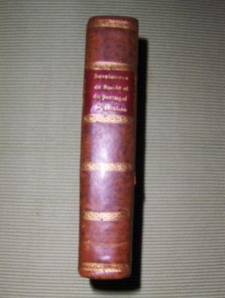 Vertot (1655-1735) *, Rene Aubert de: Histoire des Revolutions de Suede et de Portugal. 2 Bände in 1 (2 Tomes en 1 Volume). Komplett ! Stereotype d' Herhan.