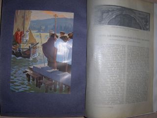 DIE CHRISTLICHE KUNST - (Illustrierte) Monatschrift für alle gebiete der Christlichen Kunst und der Kunstwissenschaft sowie für das gesamte Kunstleben. Vierter (4) Jahrgang 1907 / 1908.