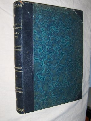 DIE CHRISTLICHE KUNST - (Illustrierte) Monatschrift für alle gebiete der Christlichen Kunst und der Kunstwissenschaft sowie für das gesamte Kunstleben. Siebenter (7) Jahrgang 1910 / 1911