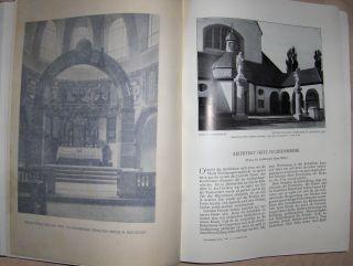 DIE CHRISTLICHE KUNST - (Illustrierte) Monatschrift für alle gebiete der Christlichen Kunst und der Kunstwissenschaft sowie für das gesamte Kunstleben. Zwölfter (12) Jahrgang 1915 / 1916.