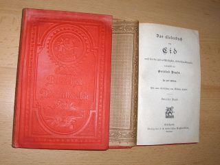 Regis (Verdeutscht), Gottlob und Wilhelm Lauser (Einleitung): Das Liederbuch vom Cid nach der bis jetzt vollständigsten, Kellerschen Ausgabe in zwei Bänden (2 Bände).