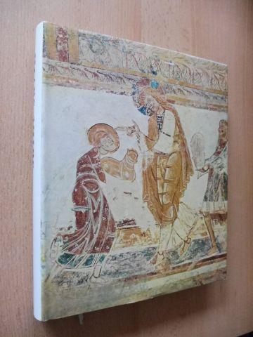 Oursel, Raymond (R.) und E. de Solms: La Bible de Saint-Savin *. Textes patristiques traduits par E. de Solms / Introduction et etude archeologique de R. Oursel.