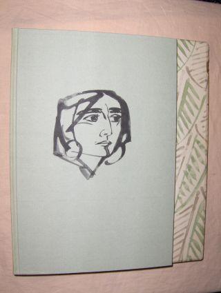 Mann, Thomas: THAMAR. Zeichnungen von Gunter Böhmer.