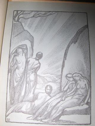 ZEITSCHRIFT FÜR BILDENDE KUNST mit Sonderteil LUDWIG von HOFMANN *. Neue Folge XXVIII / Heft 6, 52. Jahrgang.