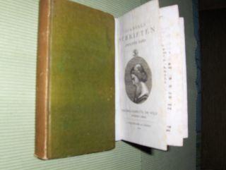 Engel, Johann Jakob: J. J. ENGEL` S SCHRIFTEN - ERSTER u. ZWEITER BAND. (2 Bände von 4). DER PHILOSOPH FÜR DIE WELT - Erster u. zweiter Theil.