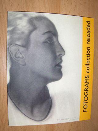 Brugger (Hrsg.), Ingried: FOTOGRAFIS collection reloaded *. Mit Beiträgen von Heike Eipeldauer, Lisa Kreil, Florian Steininger u. Friedrich Tietjen.