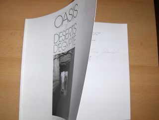 Meckelein, Dr. Wolfgang: OASIS ET DESERTS D`EGYPTE - PHOTOGRAPHIES DE RUDOLF RENE GEBHARDT *.