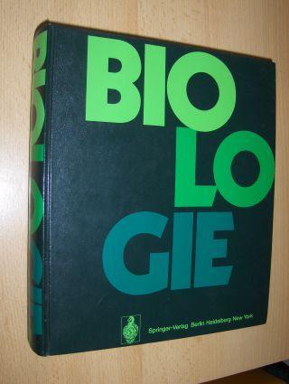 Czihak, G., H. Langer H. Ziegler u. a.: BIOLOGIE *. Ein Lehrbuch für Studenten der Biologie.