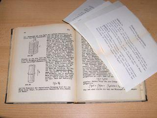 Kratzer *, Dr. Adolf und H. Behnke (Hrsg. d. Vorlesungen): Vorlesungen über ELEKTRODYNAMIK. Als Manuskript gedruckt !.