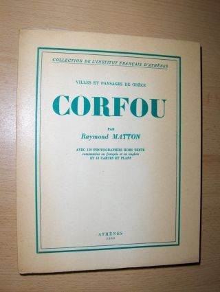 Matton, Raymond: CORFOU *.