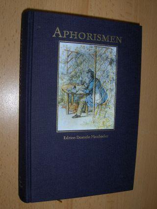 Gaugler (Hrsg.), Almut: APHORISMEN.