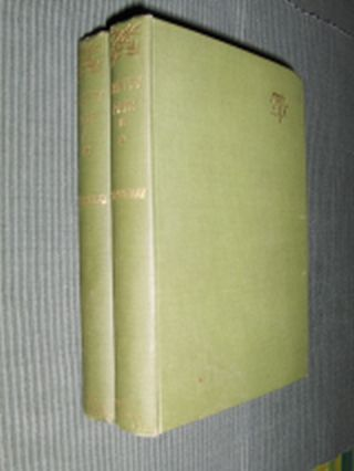 Thackeray *, William Makepeace: VANITY FAIR *. I + II. A NOVEL WITHOUT A HERO. In Two Volumes.