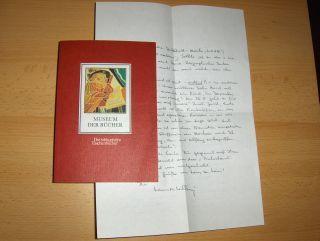 Halbey (Hrsg.), Hans Adolf: BUCH: MUSEUM DER BÜCHER + AUTOGRAPHE v. Herausgeber (Autor) *.