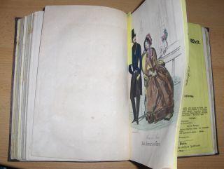 Lewald, August A.: A. LEWALD`S EUROPA. Chronik der gebildeten Welt. Vierter (4) Band (Erste bis Dreizehnte Lieferung) - September bis Dezember 1843.
