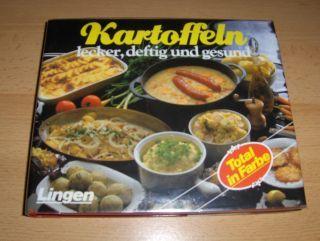 Brück (Hrsg.), Ruth von der und Edith Hundhausen: Kartoffeln lecker, deftig und gesund.