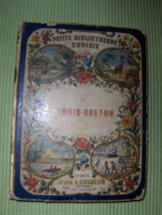 Nouvion, Mlle J.-A. de: LE MIROIR BRETON *. Illustre par Adam.