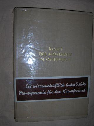 Noll, Rudolf: Kunst der Römerzeit in Österreich.