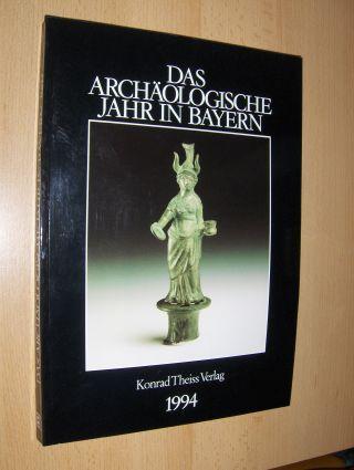 Ebner (Redaktion), Dr. Doris und Dr. Ingeborg Quillfeldt: Das archäologische Jahr in Bayern 1994. Herausgegeben vom Bayerischen Landesamt für Denkmalpflege und von der Gesellschaft für Archäologie in Bayern.