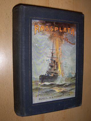 Sfemenow, Wladimir: Raßplata (Rassplata). Kriegstagebuch über die Blockade von Port Arthur und die Ausreise der Flotte unter Rojestwenski.