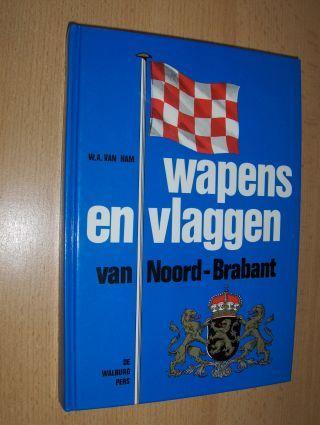 Van Ham, W.A. Willem: Wapens en vlaggen van Noord-Brabant *.