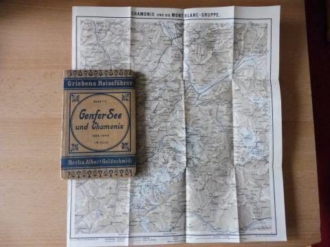 Werner, L.: Griebens Reiseführer Band 114 - Genf, der Genfer See und Chamonix. Praktischer Reiseführer.