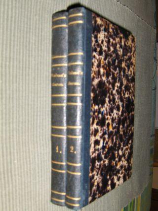 Wieland, Christoph Martin: Wieland`s Oberon. 2 Bände *. (Mit Leben des Verfassers).