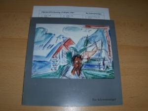 (EXPRESSIONISTEN) Zeichnungen Aquarelle Druckgraphik *.