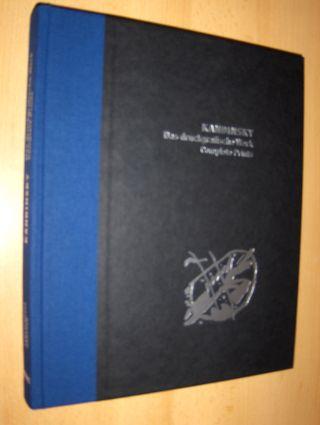 Friedel (Hrsg.), Helmut, Annegret Hoberg (Hrsg.) Melanie Horst (Bearbeitet) u. a.: KANDINSKY - Das druckgrafische Werk / Complete Prints *