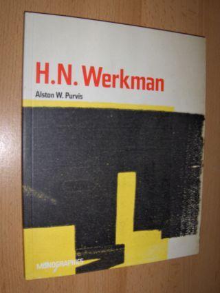 Purvis, Alston W.: H.N. Werkman *. MONOGRAPHICS.