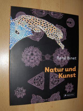 Proctor (Beiträgen), Robert, Olaf Breidbach Rene Binet u. a.: Rene Binet Natur und Kunst. (Rene Binet * und die Esquisses decoratives).