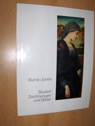 Waters, Bill: Sir Edward Coley Burne-Jones - Studien Zeichnungen und Bilder *.