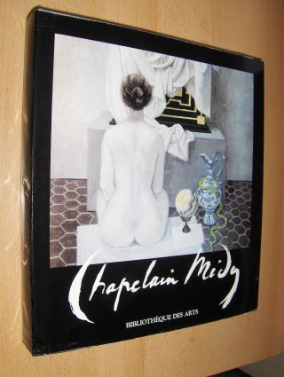Huyghe (Preface), Rene und Catherine Esteve: Chapelain-Midy *.