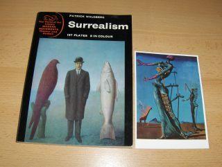 Waldberg, Patrick: Surrealism *.