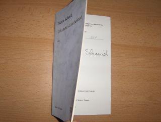 Schmid, Martin: Grieshabers Griechenland und die Veröffentlichung des Ursprungs.+ AUTOGRAPH *. Rede zur Eröffnung der Grieshaber-Ausstellung am 12.06.1988 in der Kreissparkasse Reutlingen.