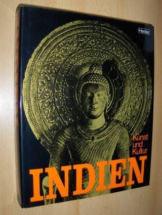Sivaramamurti, C.: INDIEN Kunst und Kultur *.